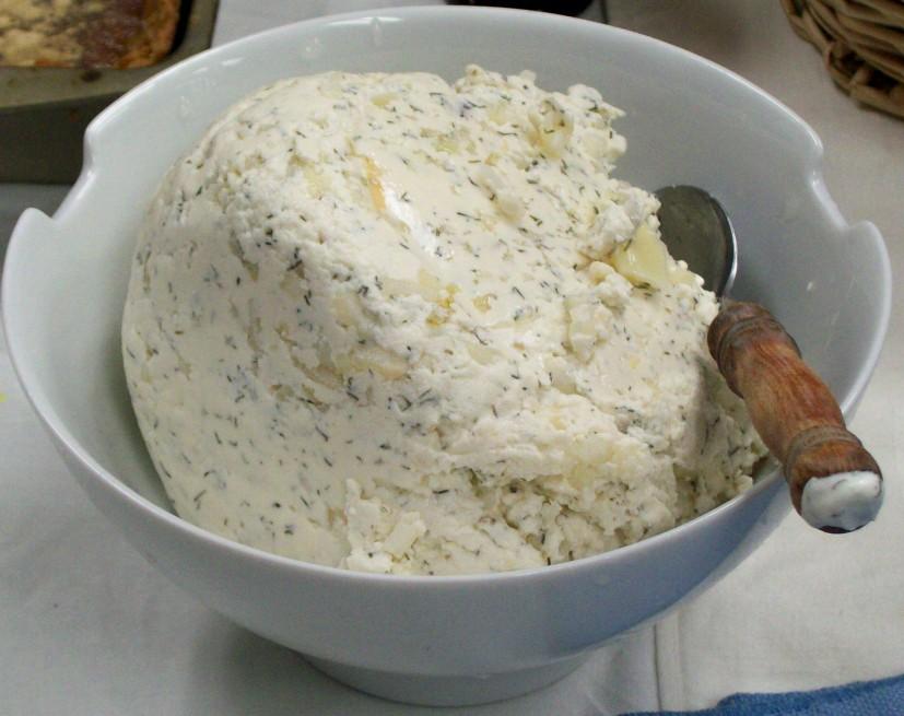 Scalded Milk cheese (6/14)