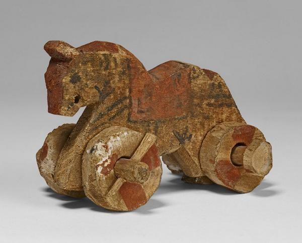 Roman toy horse