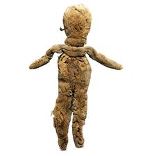 rag doll egypt rome toy