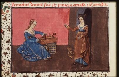 Using a box loom