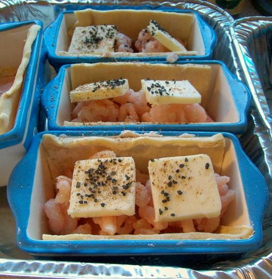 Coffinned Salmon