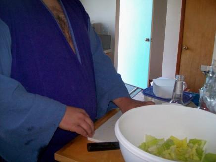 Gogor & Salad