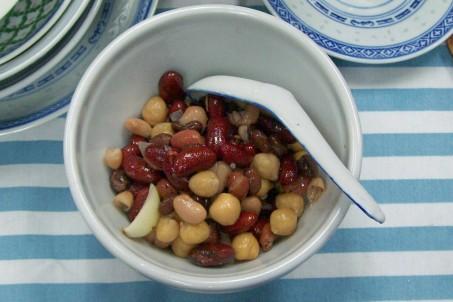 Bean pickle