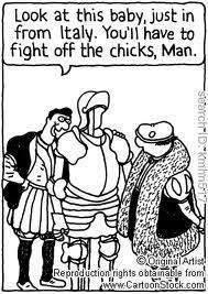 armor salesman funny